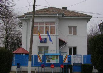 Sediul postului de Politie Cerat